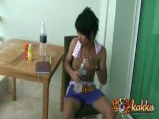Thai Pecker Boxing Massage