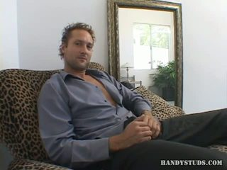 Eric Swiss Plays With His Man Meat