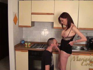 Mariana cordoba vroče v the kuhinja