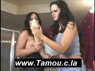 Lesbians anal fucking
