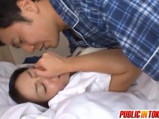 Smut perawat bans sebuah pasien
