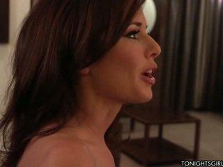ekte brunette stor, online jævla mer, hvit sjekk