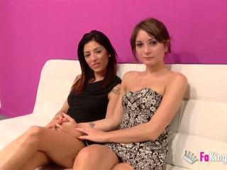 brunette, sex bằng miệng, nhóm quan hệ tình dục