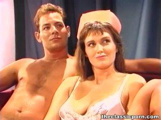 sexo grupal, estrelas pornô, vintage