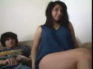 Nri فتاة مارس الجنس بواسطة خطوة شقيق