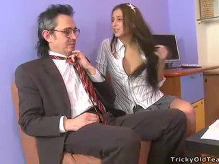 Prostaški in divje miza seks
