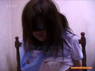 Japonská dospívající fucked nepříjemný