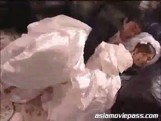 Yua aida ザ· 花嫁 と ザ· bestman