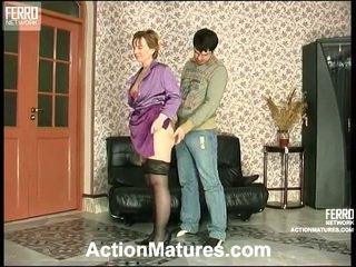 Patty 和 adam 有性 老 行動