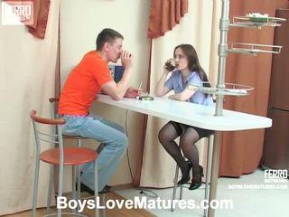 Judith oscar mam en jongen actie