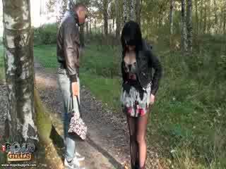ชอบโชว์ outdoors เพศ วีดีโอ ทำ ใน park