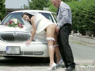 Šeit cums the līgava
