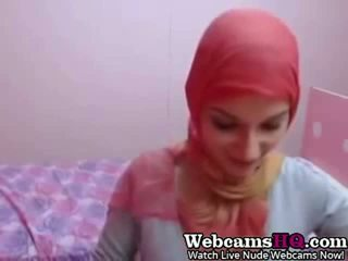 Turkiska 19yo tonårs remsan dansa o