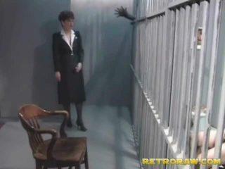 A Horny Prisoner