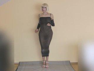 Loli में लंबे समय तक शाम ड्रेस