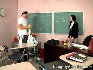 आदर्श छात्र सबसे, सफ़ेद अधिक, अमरीकी तेंदुआ हॉट