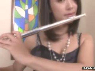 Yayoi yanagida je jeden na the nejlepší japonská sluts. tento