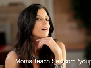 hot mom fresh, ideal threesome, most mom more