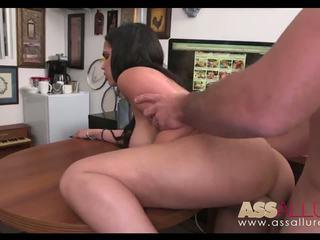 Big Ass Latina First Porno Ada Sanchez
