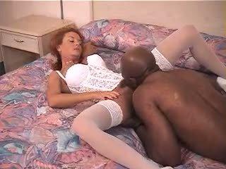 Mature milf wife interracial cuckold