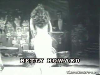 Milzīgs titted betty howard