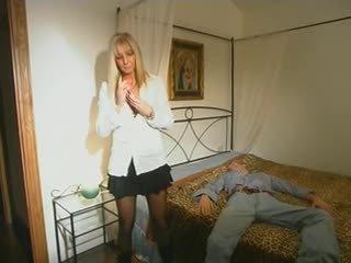 blondinen, mütter und jungen, hardcore