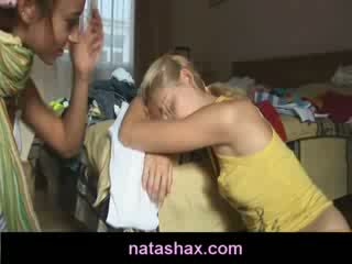 Lesbo vauva sex-exgf kanssa natasha ujo ja hänen kuuma tyttöystävä