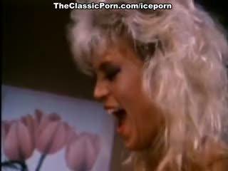 Amber lynn, nina hartley, buck adams em clássicos caralho filme