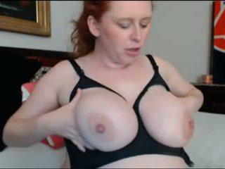 Pregnant Redhead: Free Big Boobs Porn Video dc