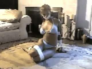 Hog tied babes: fria träldomen, herravälde, sadistiska, masochismen porr video- 62