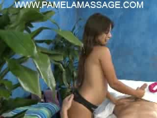 Finest Massage by pretty daughter