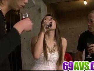 Kazumi nanase sure loves dealing two cocks: Libre pornograpya 49