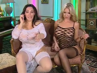 Cathy Barrry and Lexi Lowe in the RLC ...