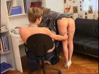 Māte dēls cant pretoties viņu pulsions video