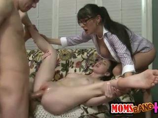 mare sex în grup, mare penis, threesome