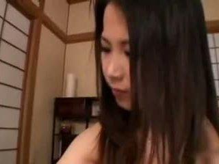japanilainen, isot tissit, handjobs