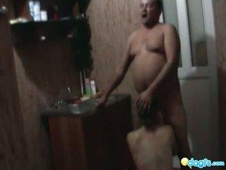 Couple fucks a lot after shower