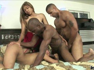 grupu sekss, bisex, blowjob