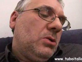 Itali remaja dengan lebih tua guy ragazza