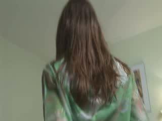 섹시한 ivana 만들기 사치 masturbation